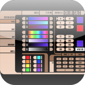 LCARS Color Calculator App