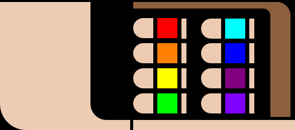 Color Input Buttons screenshot
